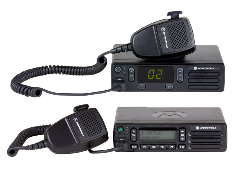 CommUSA - Portable Two-Way Radios
