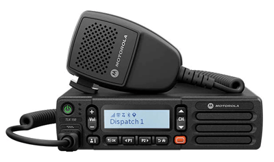 CommUSA Motorola TLK150 Mobile Two-Way Radio