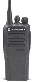 CommUSA Motorola CP200d Portable Two-Way Radio
