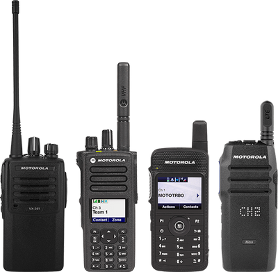 CommUSA Two-Way Radio Dealer