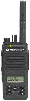 CommUSA Motorola XPR3500e Portable Two-Way Radio