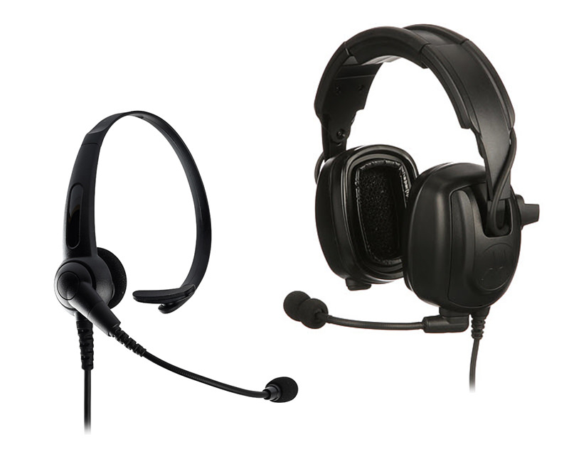 CommUSA - Two-Way Radio Headsets