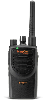 CommUSA Motorola BPR40 Portable Two-Way Radio