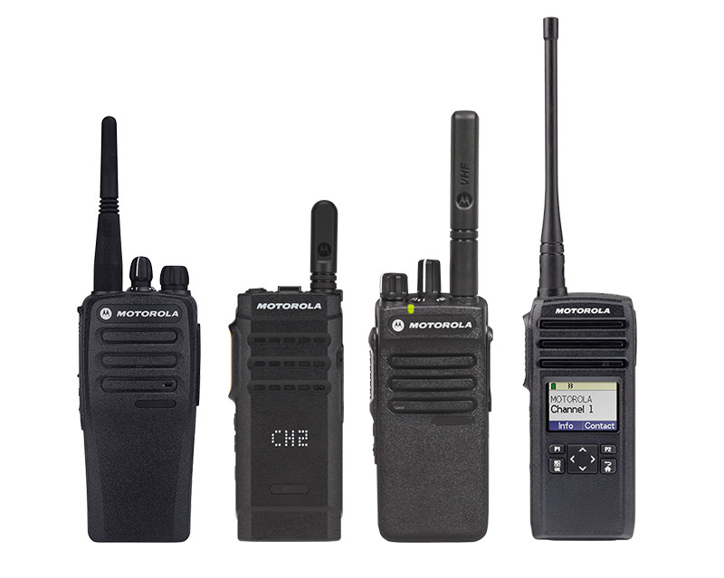 CommUSA - Mobile Two-Way Radios