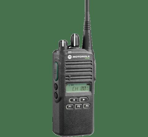 Motorola CP185 Two Way Radio UHF 435-480mhz 16 Ch 4Watt AAH03RDF8AA7AN w//battery